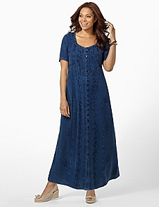 Jasmine Maxi by CATHERINES