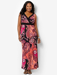 Paisley Unveil Maxi by CATHERINES
