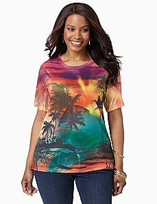 Moonlight Beach Top