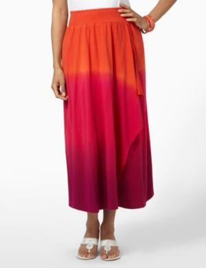 Sunset Shade Skirt