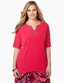 Mirror Trim Tunic