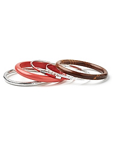 New Variety Bangle Set by CATHERINES