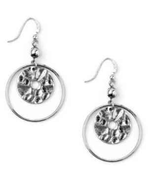 Edgy Essence Earrings