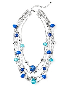 Vivid Beauty Necklace by CATHERINES
