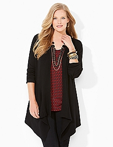Hayden Draped Cardigan
