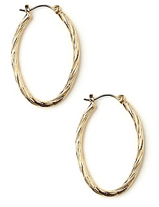 New Twist Earrings by CATHERINES