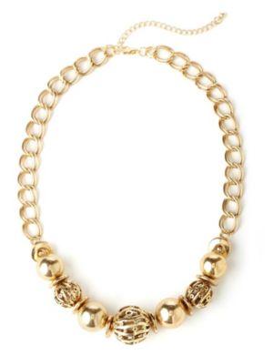 Capsule Necklace