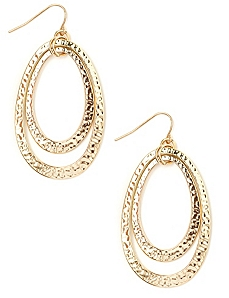 Layered Hoops by CATHERINES