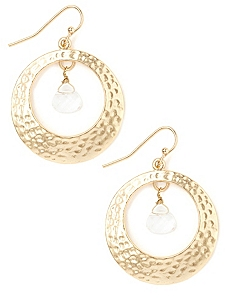 Athena Earrings by CATHERINES
