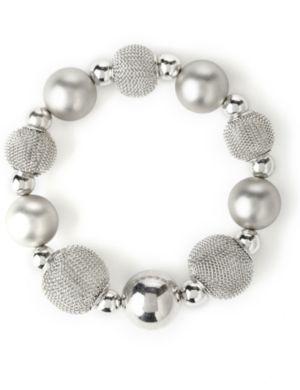 Mesh Bead Bracelet