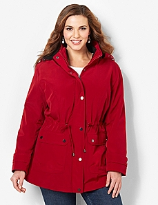 Versatile 3-In-1 Jacket by CATHERINES