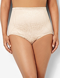 Serenada® Printed Firm Control Shaping Brief