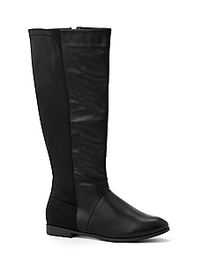Sleek Stretch Boot by Catherines