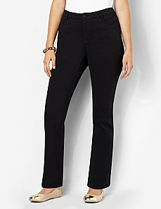 Ponte 5-Pocket Jean by CATHERINES