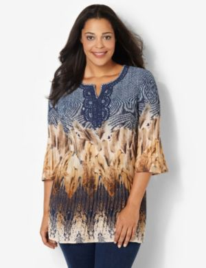 Free Feather Top