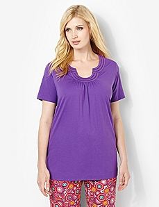 Mix & Match Sleep Top