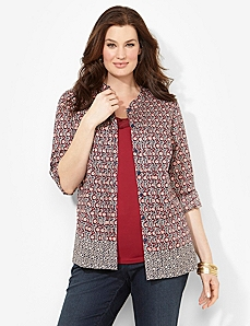 Spice Market Top by CATHERINES