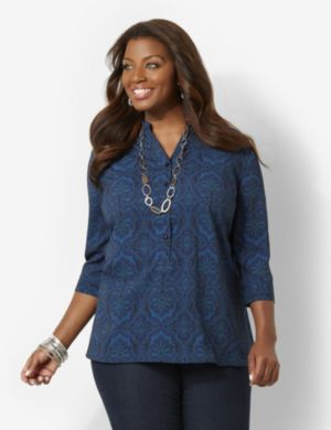 Bedford Blouse