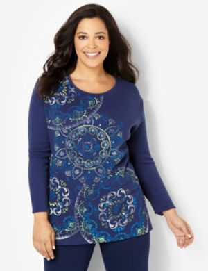 Medallion Thermal Top