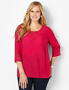 Cutout Detail Top