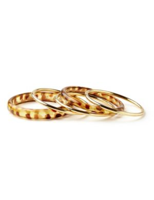 Gloss Bangle Bracelet Set