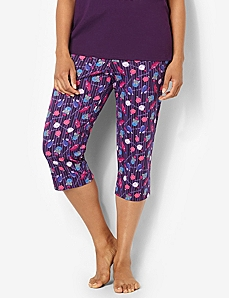Beauty Sleep Capri by CATHERINES