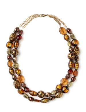 Tribal Bead Necklace