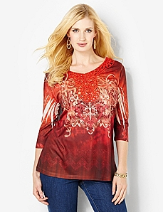 Serendipity Top by CATHERINES