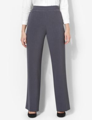 Refined Fit Heathered Pant