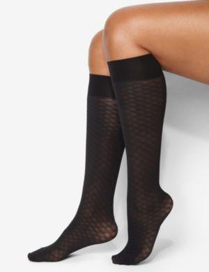 Diamond Trouser Socks