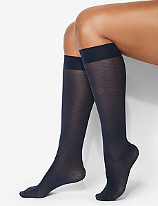 Oval Trouser Socks by CATHERINES