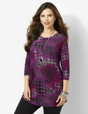 Moonscape L'Attitude Tunic