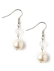 Pearl Allure Earrings