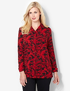 Nuance Blouse by CATHERINES