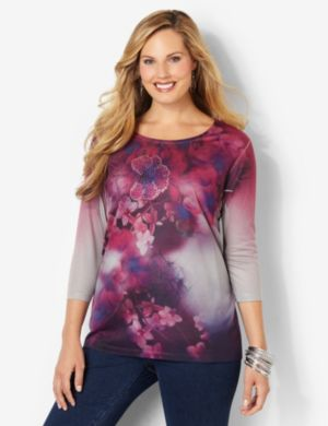 Paradise In Bloom Top