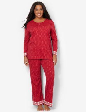 Holiday Cheer Pajama Set