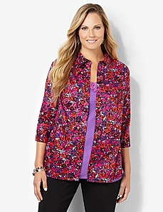 Romantic Garden Shirt