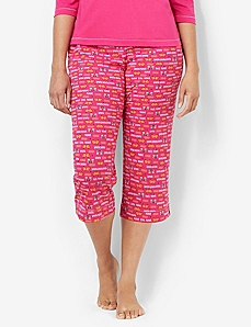 Soft Slumber Sleep Capri by CATHERINES