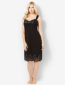 Luxe Touch Sleep Chemise by CATHERINES