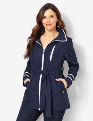Color Trim Jacket