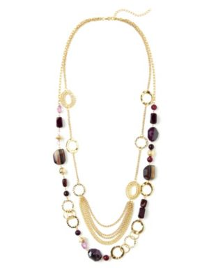 Modern Accent Necklace