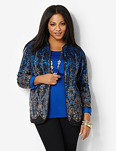Cassiopeia Reversible Jacket by CATHERINES