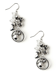 Dramatic Interlude Earrings
