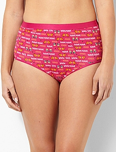 Birds & Bees Cotton Full Brief
