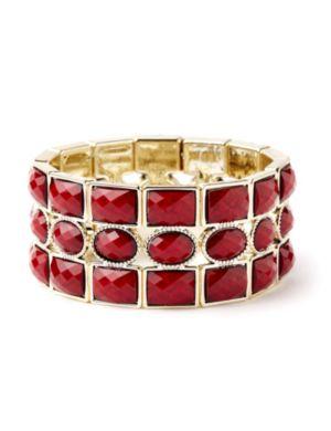Marbled Stone Bracelet