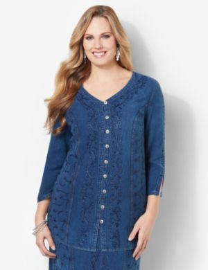 Siren Song Tunic