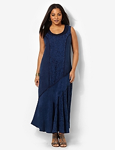 Touch Of Texture Maxi by CATHERINES