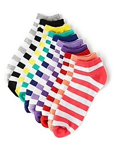 Active 10-Pack Socks