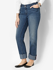 Downtown Fit Jean by CATHERINES