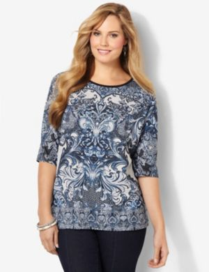 Cozy Serenade Top